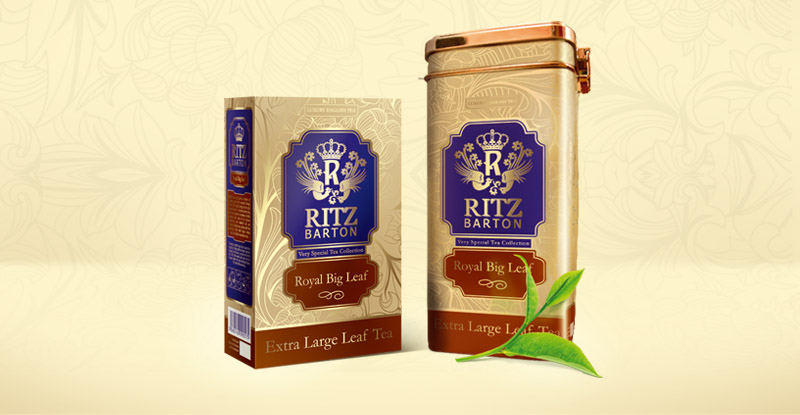 RITZ Royal Big Leaf